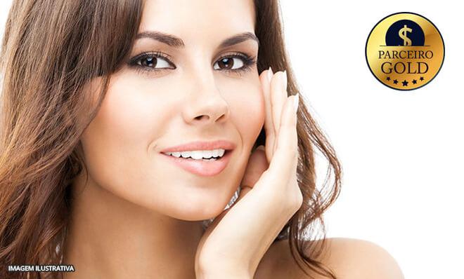 Tratamento Natural Para Seu Rosto Limpeza De Pele Profunda Com