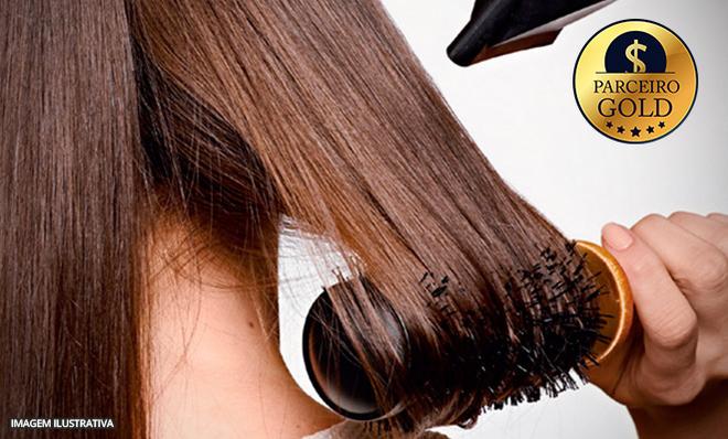 552139f1b Cabelos hidratados, lisos e lindos! Escova progressiva alemã Inoar G. Hair  na Dina Cabeleireira, no centro de Criciúma em até 10x no cartão*